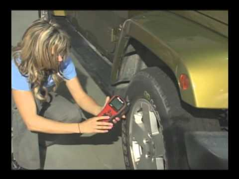 Resetting Tpms On Jeep Wrangler 2008 Youtube