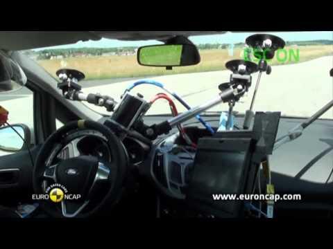 Euro NCAP | Ford B-MAX | 2012 | Электронный контроль устойчивости
