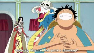 One Piece - Boa Hancock longs for Luffy [720p]