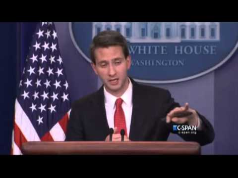 White House Daily Briefing May 15 2015