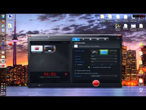 Best PC Gaming Recording Software 2013 - Mirillis Action