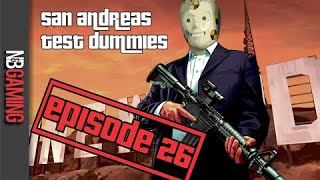 San Andreas Test Dummies Ep. 26 - GTA 5 Funny Moments Montage