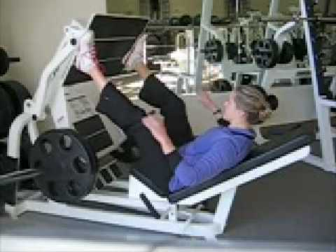 Common Mistakes on the Leg Press Image 1