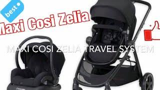 Maxi Cosi Zelia 5 in 1 Modular Stroller