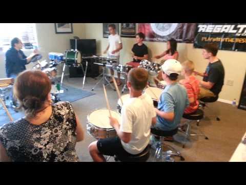 Capital District Drumming Tornadoes - July 18, 2014: Stix Trix