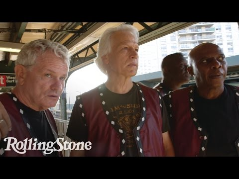 The Warriors: Last Subway Ride Home - The gang from The Warriors reunite for one last ride to their old stomping grounds