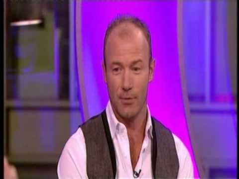 Alan Shearer Refuse Sunderland Shirt