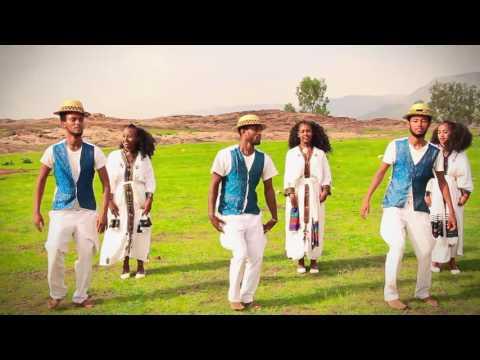 Gebru G-mariam Wedi ShambelI Love You New Ethiopian Tigrigna Music Official Video Clip