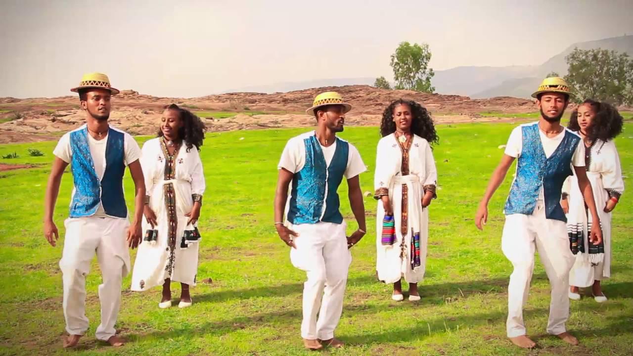 Gebru G/mariam (Wedi Shambel) - I Love You /New Ethiopian Tigrigna Music (Official Video)