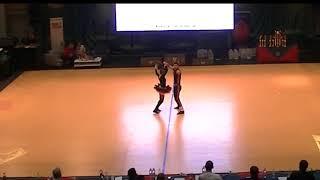 Alina Selivanova & Artem Gorbachev - World Cup Budapest 2017