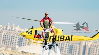 X DUBAI FLYBOARD® WORLD CUP 2014 by ZR
