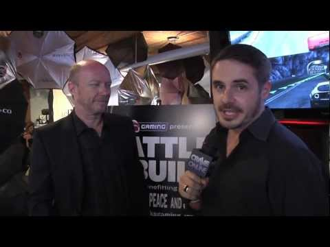 STiKS Gaming  at TIFF 2012: Interview with Paul Haggis