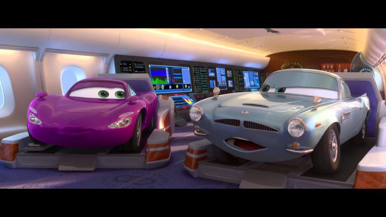Disney Pixar Lightning McQueen Cars Movie Game  High Speed Heist  Part 20