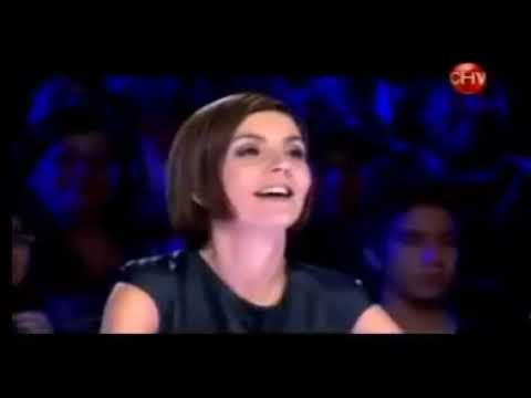 Talento Chileno - Carlos Monsalves. Rapero improvisa en el casting 2012