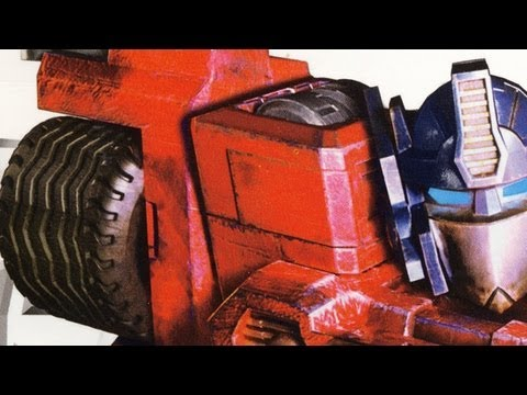 Classic Game Room - TRANSFORMERS review for PS2