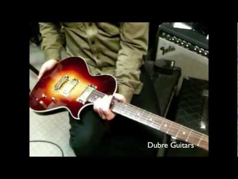 Dubré Guitars / JGB model / Vintage & RareTV
