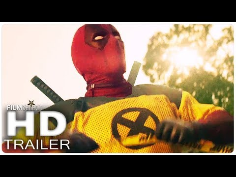 DEADPOOL 2 Trailer 3 Italiano (2018)