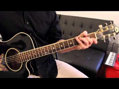 Calvin Harris - Summer (Guitar Chords & Lesson) by Shawn Parrotte