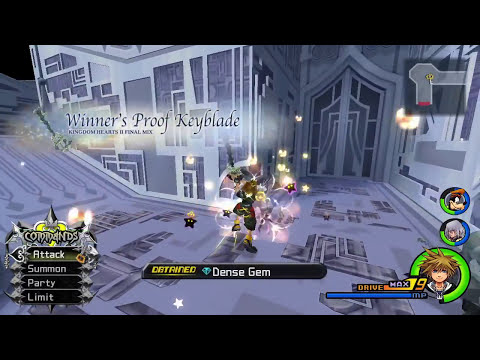 Kingdom Hearts HD 2.5 ReMIX -- New Features Trailer | PS3