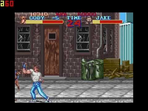 -Sessão Retrô-Final Fight