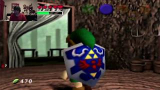 Legend of Zelda: Ocarina of Time: Streaming With ChiSpooky: Ep 5