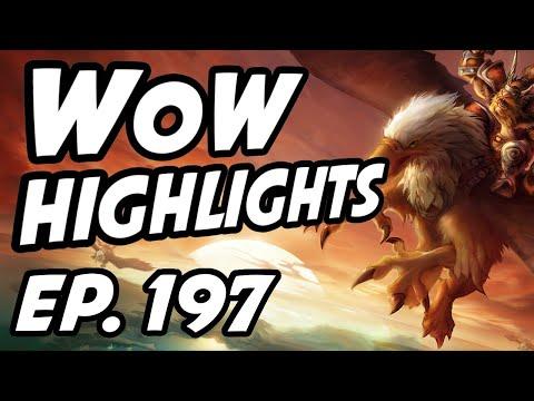 World of Warcraft Daily Highlights   Ep. 197   Asmongold, avizuray, Warcraft, ach_oce, fragNance