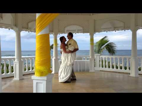 Spybey-Winn October 2 2015 Jamaica Wedding - First Dance