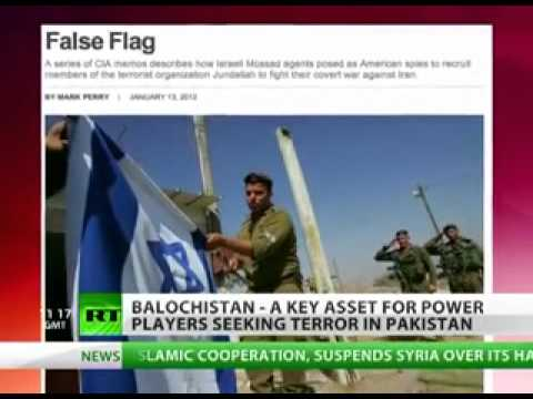 Russian TV Says Balochistan Liberation Army Is USA Dirty Dog