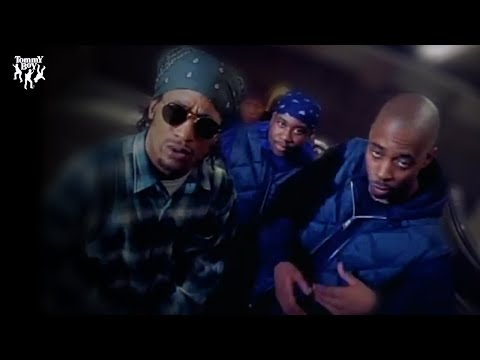 Brand Nubian - Punks Jump Up to Get Beat Down (Official Music Video)