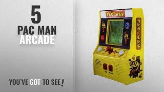 Top 10 Pac Man Arcade [2018]: Arcade Classics - Pac-Man Retro Mini Arcade Game