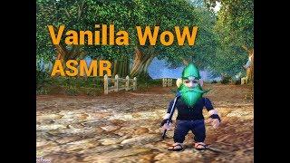 Let's Play Vanilla WoW ASMR #1