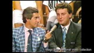 Tony Binarelli, Claudio Pizzuti, Ring204 IBM - Mago Elite video collection