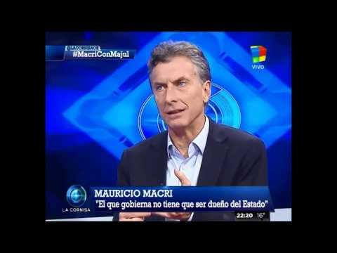Mauricio Macri explicó el cambio discursivo