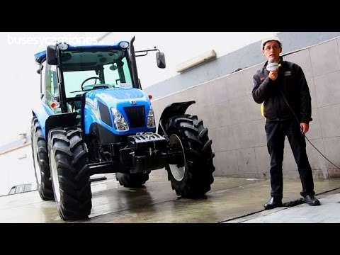 New Holland TD5.100 2013 l Video en Full HD l Presentado por BUSESYCAMIONES.pe