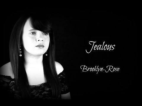 Jealous - Labrinth Cover By Brooklyn-Rose