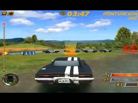 Juego de Autos 5: Lose The Heat 3 en HD