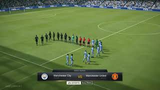 Hightlight Manchester City VS Manchester United | FIFA ONLINE 3 GAMEPLAY