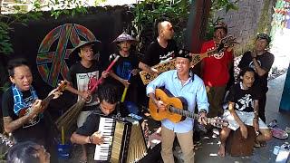 Marjinal X Crewsakan - Tanah Airku @ Basecamp Taringbabi