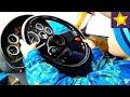 Машины и Дети. За рулем в кабине водителя Видео для детей Trucks for kids