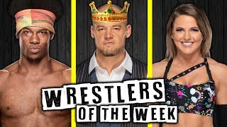 Wrestlers Of The Week (September 20th) | WWE King Of The Ring, NXT, NJPW Destruction & More!