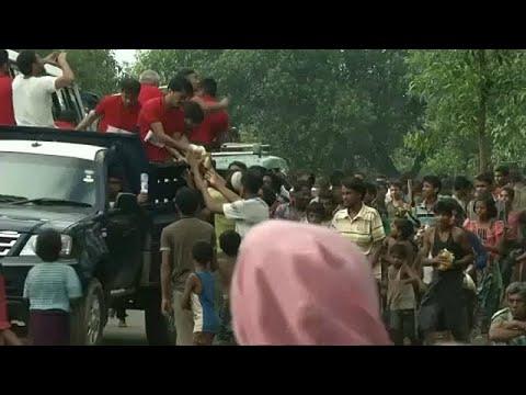 Совбез ООН обсудит ситуацию с рохинджа