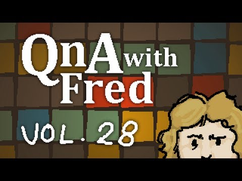 QnA with Fred - vol. 28