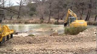 Game Wardens Stop Everything - Frio River Clean Out / Concan, Texas