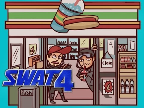 CONVENIENCE STORE - SWAT 4