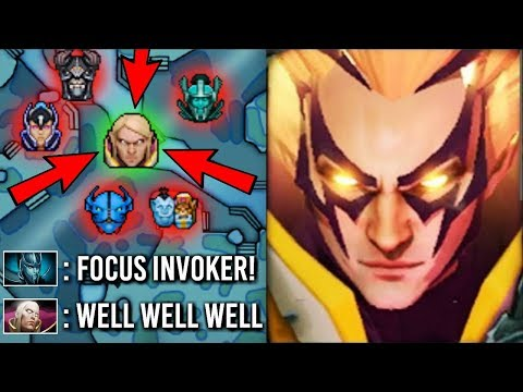 EPIC SumiYa The Best Invoker vs PA Mid Non-Stop Gank Nothing Can Stop Him Crazy Combo WTF Dota 2