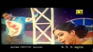 ROMANTIC BANGLA MOVIE MUSIC VIDEO SONG-VALOBASHA CHARA JANI BACHE NA HIRYDOY jibon.qatar@yahoo.com