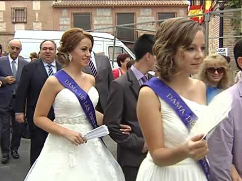Las damas de honor de Gálvez