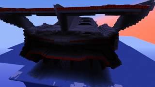Minecraft 3D Car: Lamborghini Veneno