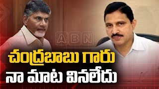 Sujana Chowdary open up over quitting TDP and joining BJP