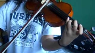 Colors of the Heart - UVERworld [Blood+] - Violin Cover
